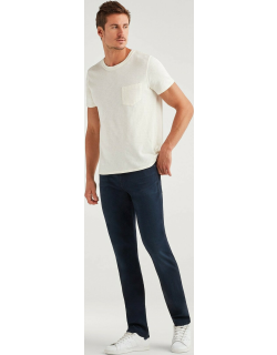 7 For All Mankind Mens Luxe Sport Slimmy in Virtue