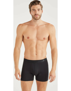 7 For All Mankind Mens Boxer Brief in Black