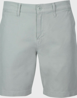 7 For All Mankind Mens Chino Short in Light Gray