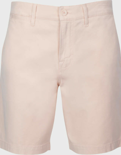 7 For All Mankind Mens Chino Short in Pink