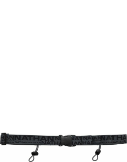 Nathan Race Number Nutrition Waistband