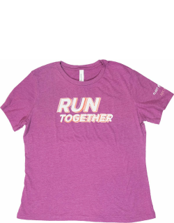 Women's Fleet Feet 'Run Together' Relaxed Fit Short Sleeve - Heritage Collection