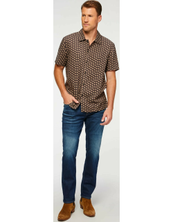 7 For All Mankind Mens The Slimmy Mojo in Mississippi Blue