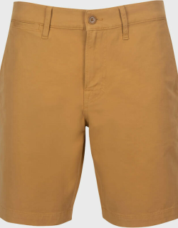 Chino Short in Ocre