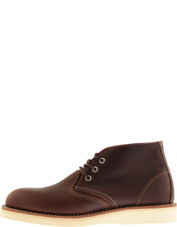Red Wing Classic Chukka Boots Brown