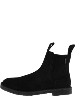 PS By Paul Smith Jim Suede Boots Black