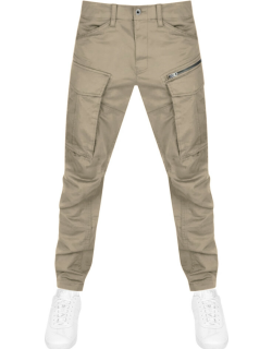 G Star Raw Rovic 3D Tapered Chinos Beige