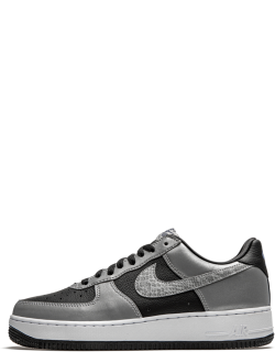 Nike Air Force 1 Low 'Silver Snake' Shoes
