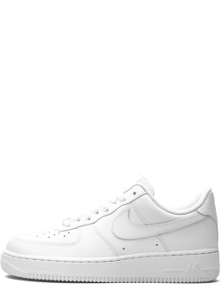 Nike WMNS Air Force 1 Low '07 'White on White' Shoes