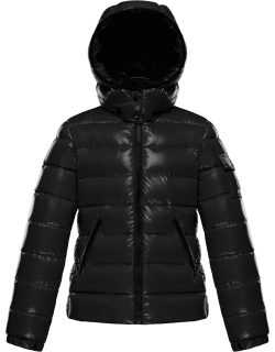 Bady Laque Mini Me Quilted Hooded Puffer Jacket,