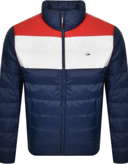 Tommy Jeans Packable Down Jacket Navy