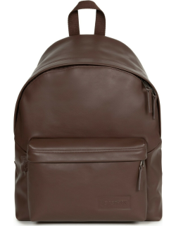 Eastpak Padded Pak'r® Brown Authentic Leather, Polyester