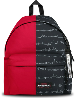 Eastpak Re-built: Recycled Padded Pak'r® Sailor Red/heartbeat, Polyester