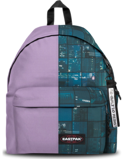 Eastpak Re-built: Recycled Padded Pak'r® Lilac/space Blue, Polyester