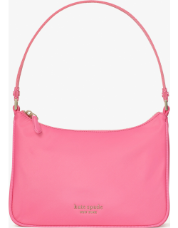 The Little Better Sam Nylon Small Shoulder Bag - Crushed Watermelon - One