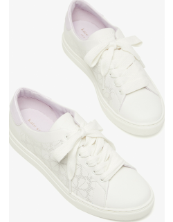 Audrey Sneakers - Optic Wht / Lilac (Ss9) - 7