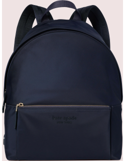 The Nylon City Pack Large Backpack - Blue - One