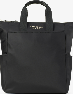 Daily Convertible Backpack - Black - One