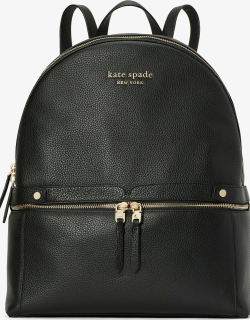 Day Pack Large Backpack - Black - One
