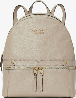 The Day Pack Medium Backpack - Warm Taupe - One