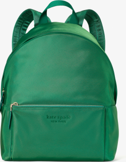 The Nylon City Pack Large Backpack - Forest Night - One