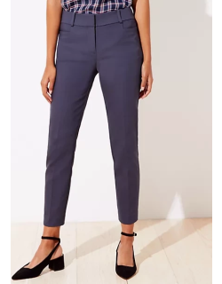 LOFT Tall Skinny Ankle Pants in Curvy Fit