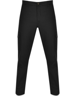 Ted Baker Mikael Cargo Trousers Black