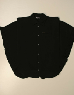 Dsquared2 Junior shirt with cape sleeves