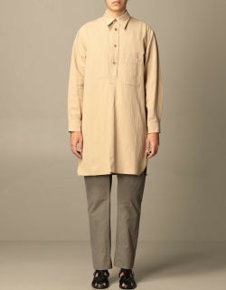 Lemaire long shirt with classic collar
