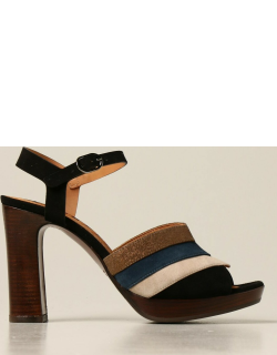 Heeled Sandals CHIE MIHARA Women colour Multicolor