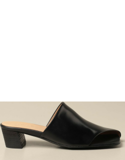 Marsèll Spatolina Mule in leather