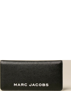 Marc Jacobs wallet in hammered leather