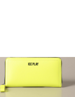 Wallet ICE PLAY Women colour Yellow