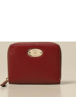 Wallet MULBERRY Women colour Red