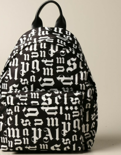 Palm Angels backpack in logoed canvas