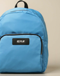 Backpack ICE PLAY Women colour Gnawed Blue