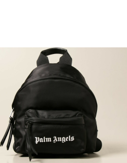 Palm Angels backpack in nylon with logo