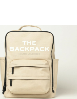 The Backpack Marc Jacobs canvas rucksack