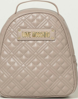 Love Moschino backpack in synthetic leather
