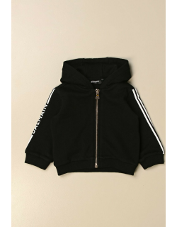 Balmain hoodie with striped bands