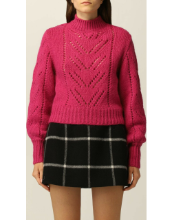 Red Valentino mohair blend pullover