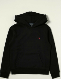 Polo Ralph Lauren hooded jumper with logo