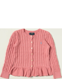 Polo Ralph Lauren cardigan in cotton with logo