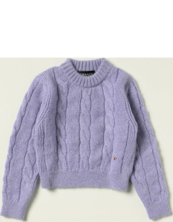 Versace Young pullover in mohair