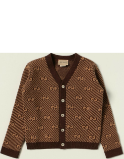 Gucci cardigan in allover GG wool