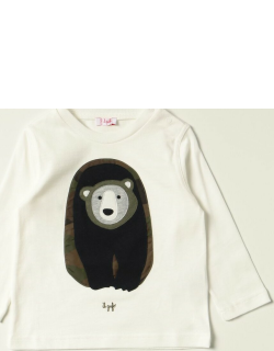 Il Gufo tshirt in cotton with print