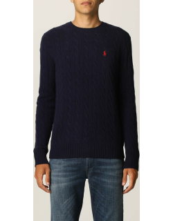 Polo Ralph Lauren jumper in cableknit cashmere