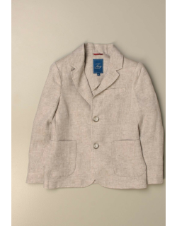 Fay singlebreasted jacket with patch pockets