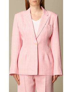 Jacquemus jacket in viscose and silk blend