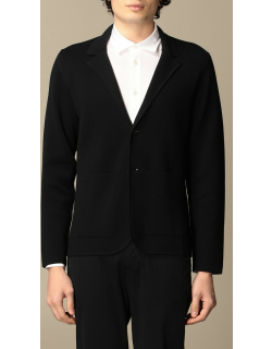 Z Zegna knitted unlined jacket